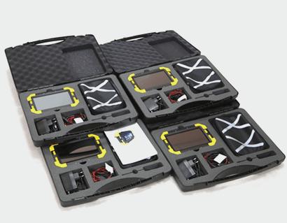 комплект поставки защищенного планшета умный напарник