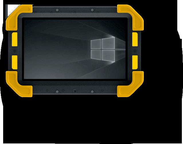 многофункциональный защищенный планшет умный напарник
